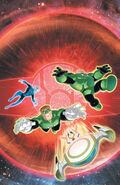 Green Lantern The Animated Series Vol 1 12 Textless