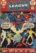 Justice League of America 107