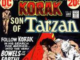 Korak Son of Tarzan Vol 1 50