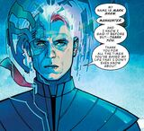 Shaw reveals himself as Leviathan to Superman