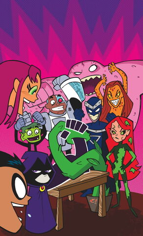 File:New Suicide Squad Vol 1 10 Textless Teen Titans Go! Variant.jpg