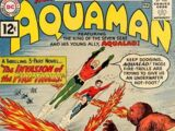 Aquaman/Covers