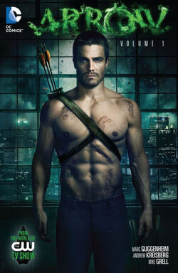 Cover for the Arrow Vol. 1 Trade Paperback