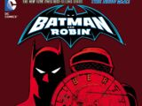 Batman and Robin: The Big Burn (Collected)