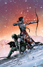 Green Arrow and Shado