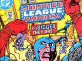 Justice League of America Vol 1 215