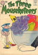 The Three Mouseketeers Vol 1 10