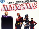 Titans/Legion of Super-Heroes: Universe Ablaze Vol 1 2