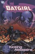 Batgirl- Kicking Assassins