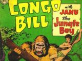 Congo Bill Vol 1 1