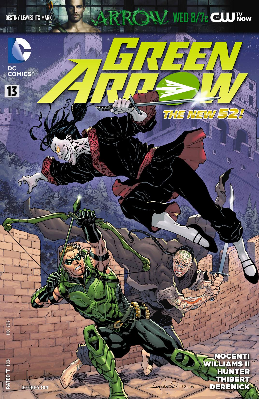 Green Arrow Vol 5 13