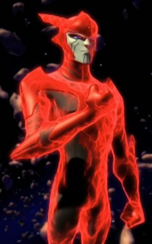 Razer (Green Lantern Animated Series) | DC Database | FANDOM