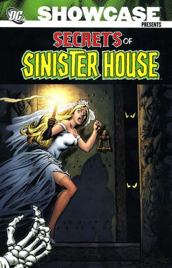Cover for the Showcase Presents: Secrets of Sinister House Trade Paperback