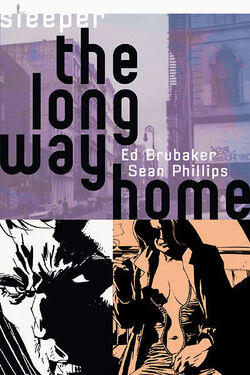 Cover for the Sleeper: The Long Way Home Trade Paperback