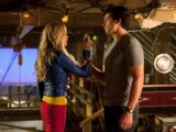 Smallville (TV Series) Episode: Supergirl