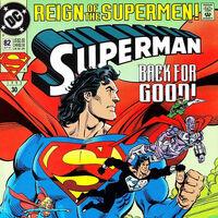 Superman Vol 2 82 Dc Database Fandom