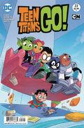 Teen Titans Go! Vol 2 23