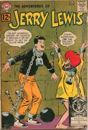 Adventures of Jerry Lewis Vol 1 73