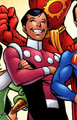 Cosmic Boy Superboy's Legion 001