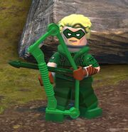 Oliver Queen Lego Batman 0001