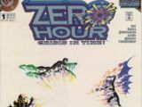 Zero Hour: Crisis in Time Vol 1 1