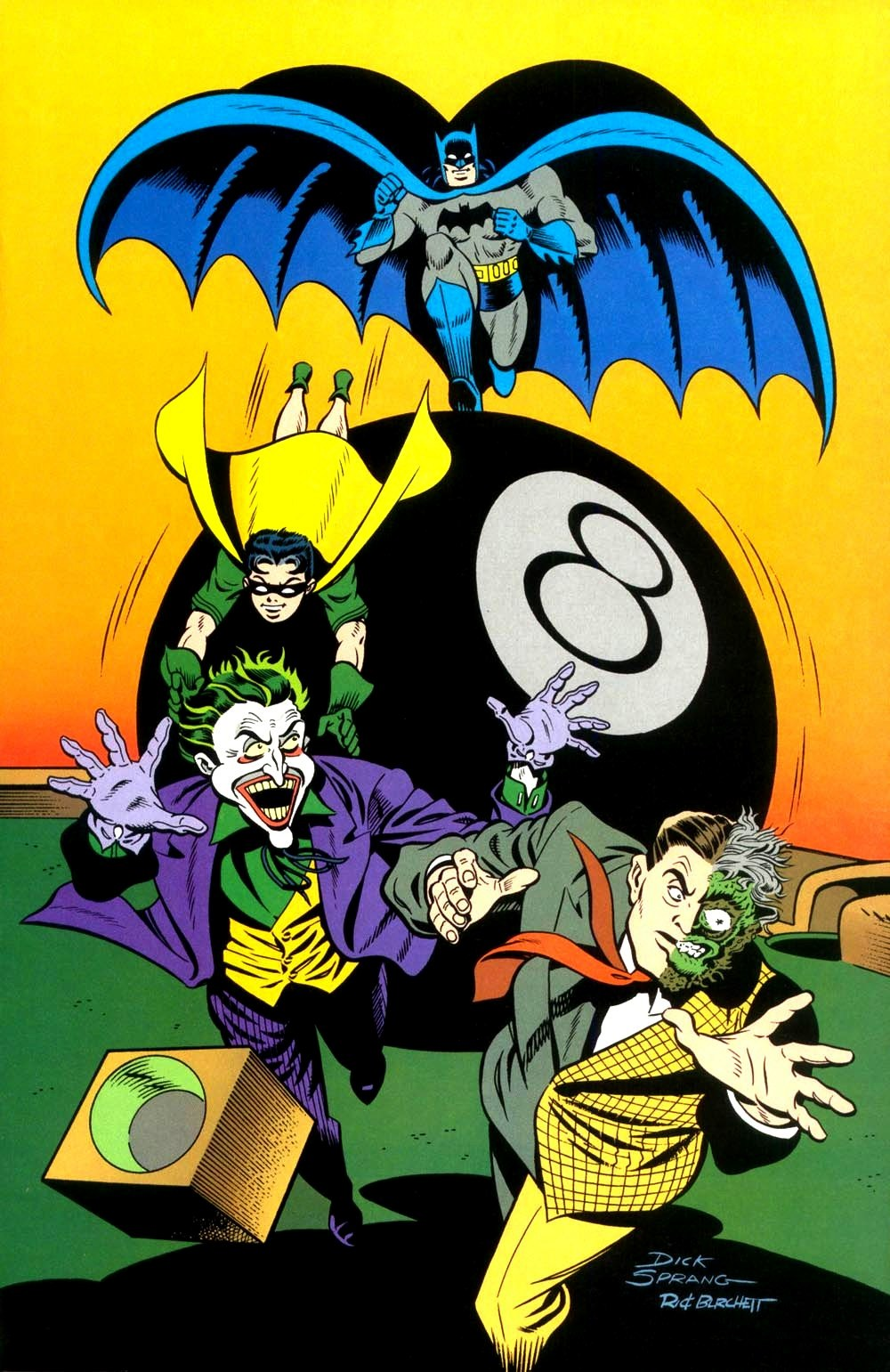 Batman publication history dc database fandom powered by wikia the golden age buycottarizona Images