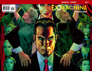 Ex Machina Vol 1 50A