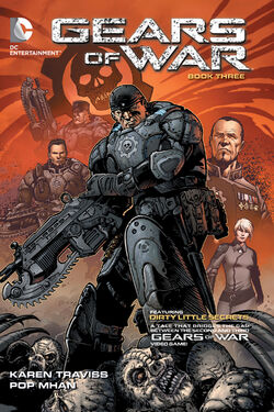Cover for the Gears of War: Book Three Trade Paperback