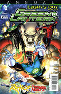 Green Lantern Annual Vol 5 2