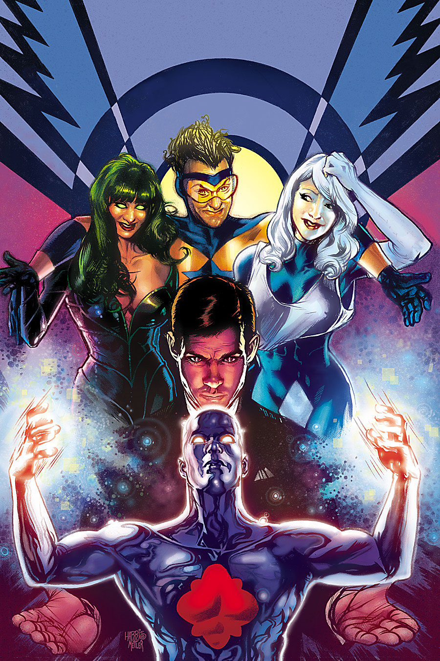 Justice League International (New Earth)/Gallery   DC ...