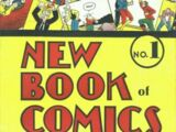 New Book of Comics Vol 1 1