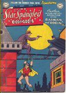Star-Spangled Comics 93