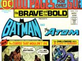 The Brave and the Bold Vol 1 115