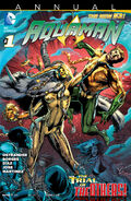 Aquaman Annual Vol 7 1