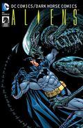 DC Comics Dark Horse Aliens