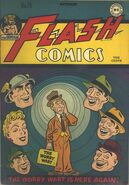 Flash Comics 76