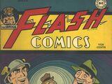 Flash Comics Vol 1 76