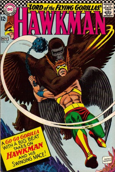 Hawkman Vol 1 16 | DC Database | FANDOM powered by Wikia | 400 x 598 jpeg 80kB