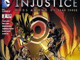 Injustice: Gods Among Us: Year Three Vol 1 2