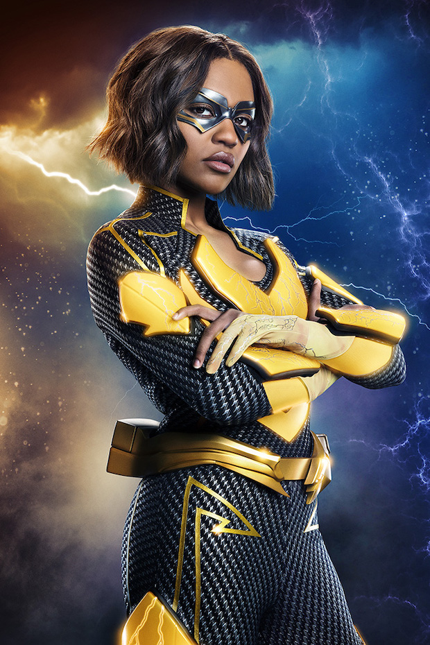 Jennifer Pierce Black Lightning Tv Series Dc Database