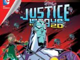 Justice League Beyond 2.0 Vol 1 11 (Digital)