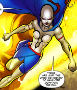 Martian Manhunter Titans Tomorrow 001
