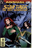 Star Trek The Next Generation Annual Vol 1 4