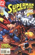 Superman Man of Steel Vol 1 110
