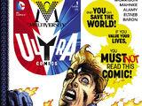 The Multiversity: Ultra Comics Vol 1 1