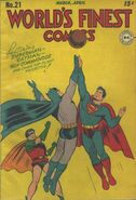 World's Finest Comics 21