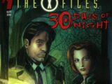 X-Files/30 Days of Night Vol 1 1