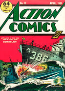 Action Comics Vol 1 11