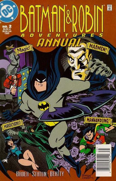 batman robin adventures annual vol 1 2 dc database. Black Bedroom Furniture Sets. Home Design Ideas