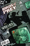Birds of Prey Wolves 1